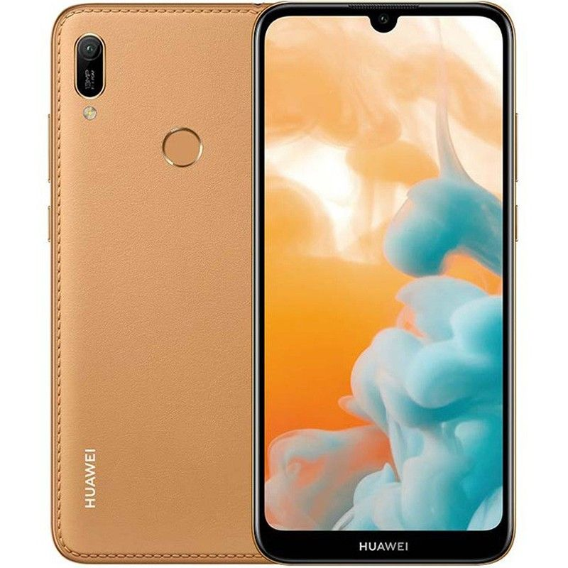 Смартфон Huawei Y6 (2019) MRD-LX1F 32Gb Brown РСТ