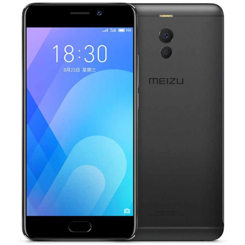Смартфон Meizu M6 Note 64Gb 4G Black